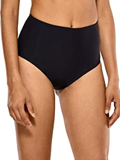 comprar comparacion CRZ YOGA Bragas de Bikini de Cintura Alta Bañador Braguitas para Mujeres
