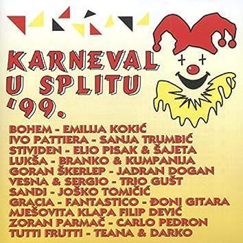 Karneval Fest Split '99.