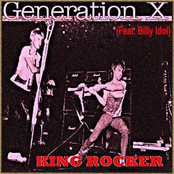 King Rocker featuring Billy Idol