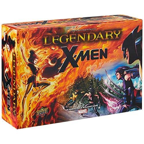 Marvel Legendary X-Men - English