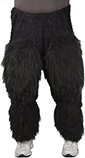 Best black furry pants Reviews