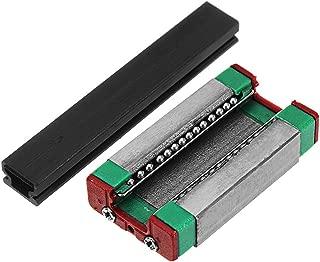 YunShuo MGN7/9/12/15 Miniature Rail Guide Slide Linear w/Sliding Block CNC Tool 500/300/100mm (MGN9H Slider Block)