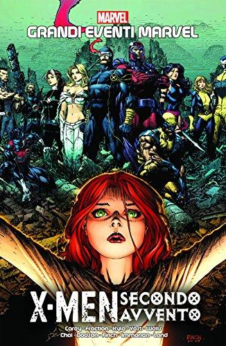 X-Men Secondo Avvento - Grandi Eventi Marvel - Prima Ristampa