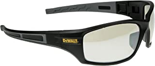 DeWalt DPG101-9D Auger SAFETY Glasses - Indoor/Outdoor Lens (1 Pairper Pack)