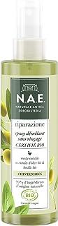 N.A.E. - Spray Démêlant Cheveux - Cheveux Secs - Sans Rincage - Certifié Bio - Formule Vegan - 99 % d'ingrédients d'origin...