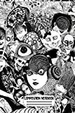 Junji Ito Collage Notebook: (110 Pages, Lined, 6 x 9)