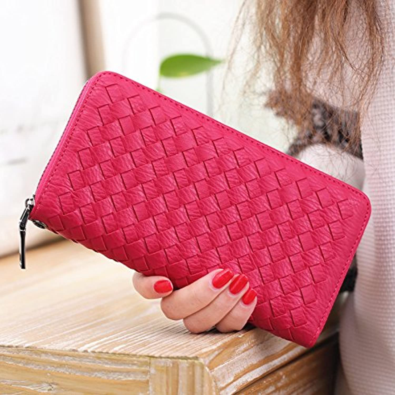 YXLMZFrauen and Shopping Scheckheft Brieftaschen Brieftaschen Brieftaschen All Seasons B0756D7DWK 4110c2
