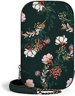 DailyObjects Lush Midnight Tallboi Sling Crossbody Bag for girls and women | Vegan leather Mobile Phone Bag | Stylish, Stu...