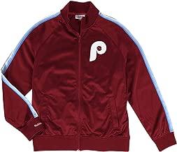 Mitchell and Ness MLB Track Jacket (TRJKDF18006-MLB)