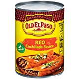 Old El Paso Red Enchilada Sauce, Mild, 10 oz