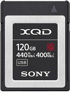 Sony Professional XQD G series 120GB Memory Card (QD-G120F/J)