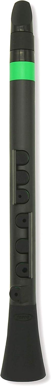 Nuvo N430DBGN DooD 2 pulgadas negro y verde, 0.4