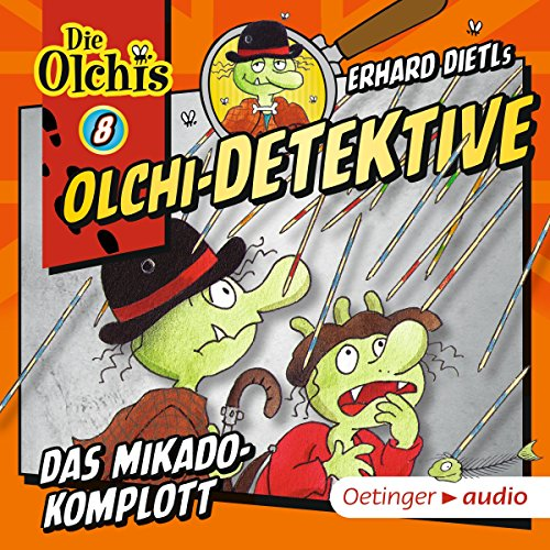 Das Mikado-Komplott     Die Olchi-Detektive 8              By:                                                                                                                                 Erhard Dietl                               Narrated by:                                                                                                                                 Wolf Frass,                                                                                        Peter Weis,                                                                                        Patrick Bach,                   and others                 Length: 50 mins     Not rated yet     Overall 0.0