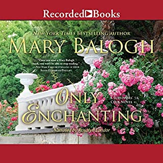 Only Enchanting audiobook cover art