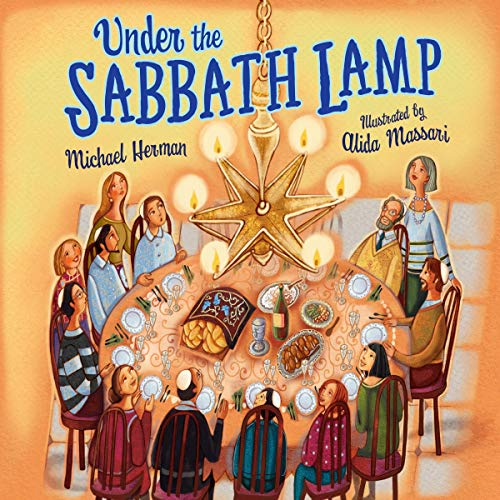 Under the Sabbath Lamp cover art