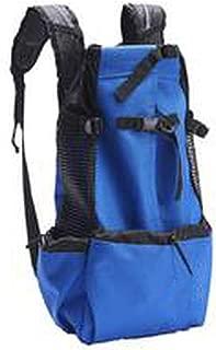 Dog Carrier Pet Shoulder Traveler Backpack Dog Outcrop Bags Ventilation Breathable Washable Outdoor Bicycle Hiking Backpack