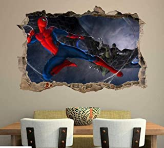 Wall Stickers Homecoming 3D Wall Decal Decals Home Decor Art Mural