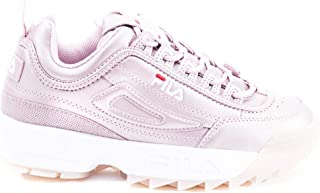 Fila Luxury Fashion Womens 101074771S Pink Sneakers | Fall Winter 19
