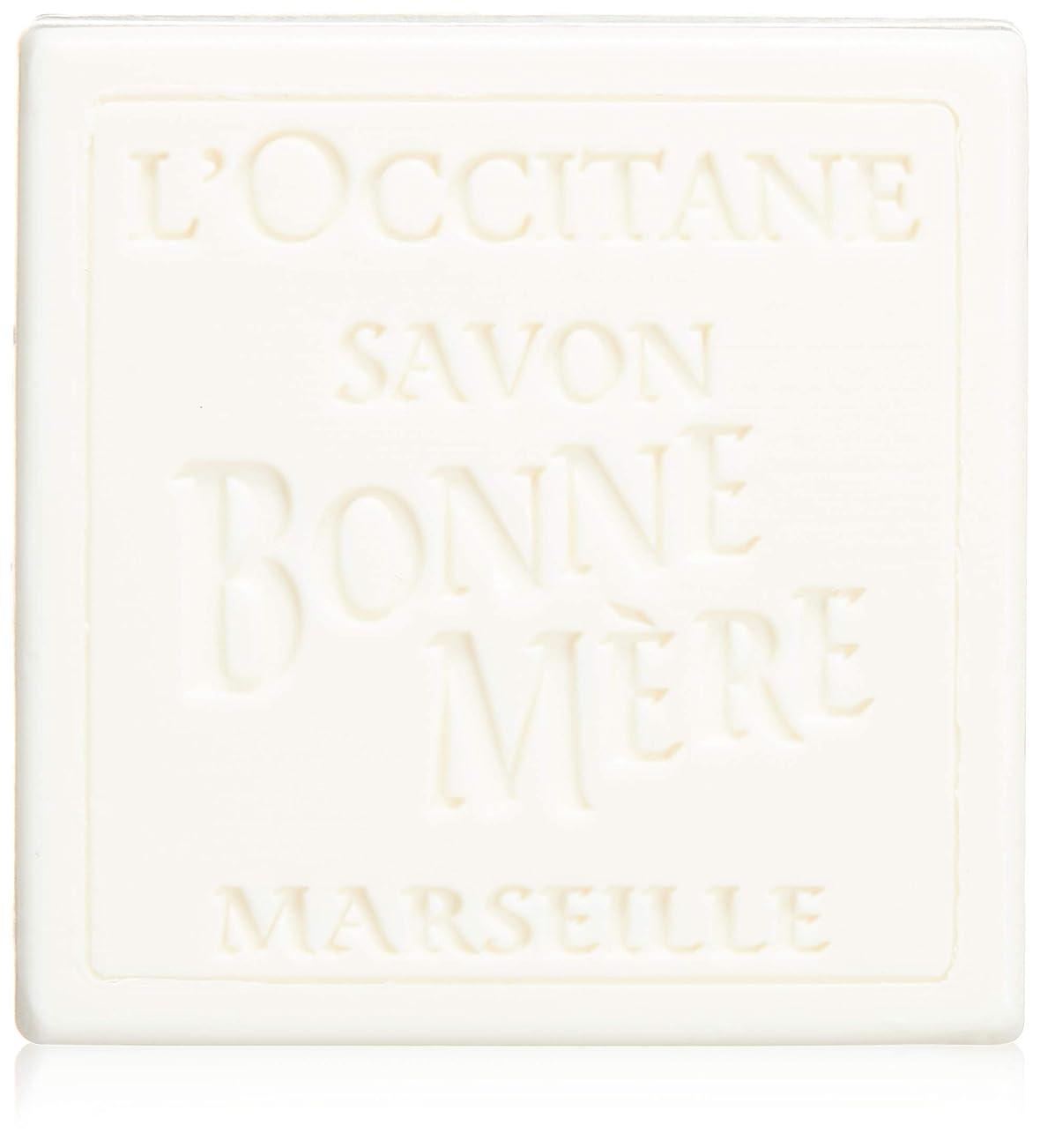 すごい謎対象ロクシタン(L'OCCITANE) ボンメールソープ ミルク 100g