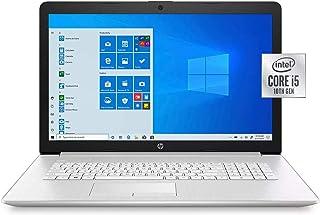 HP(ヒューレット・パッカード) - 17.3インチHD + タッチスクリーン対応 ノートパソコン - 第10世代 Intel(インテル) Core i5 - 8GBメモリ - 256GB SSD - テンキーパッド - DVDライター - W...