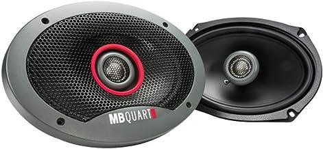 MB Quart FKB169 MB Quart Formula 6 x 9-Inch 2-Way Car Speakers, Black photo