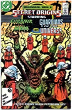 Secret Origins #23 Featuing the Floronic Man
