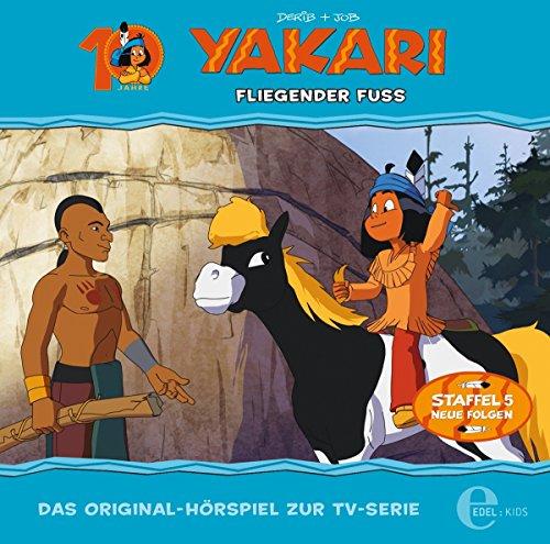 Yakari - Fliegender Fuß - Folge 34, Das Original-Hörspiel zur TV-Serie