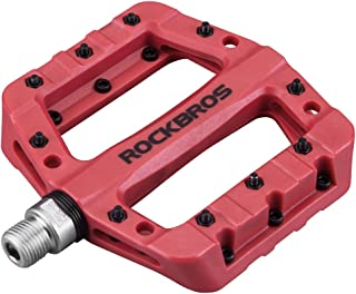 RockBros MTB Pedals Mountain Bike Pedals Lightweight...