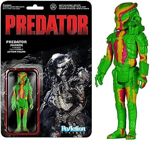 de moda Projoator ReAction Action Figure Figure Figure Projoator (Heat Vision) 8 cm Funko Figures  tienda en linea