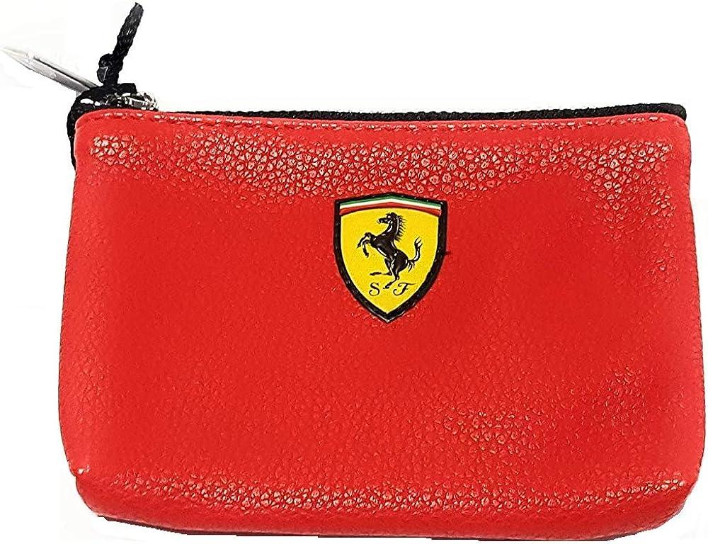 Ferrari portamonete in ecopelle 59405
