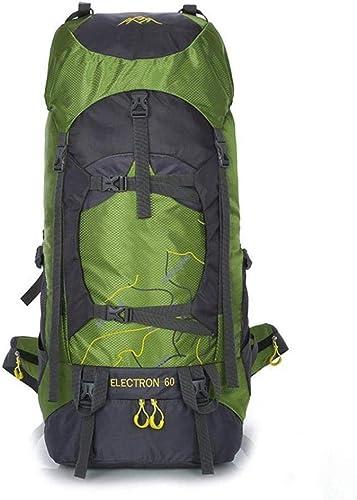 YJLGRYF Sacs à Dos de Trekking Picnic de plein air Sac à Dos 60L Trekking Sac à Dos Voyage Sacs à Dos 68x31x26cm pour la randonnée en Plein air (Couleur   B)