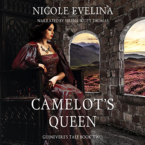 Camelot's Queen audiobook cover art