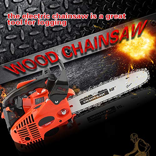Motosierra de madera, motosierra duradera de 900 W, resistente al desgaste sólido para ramas de árbol