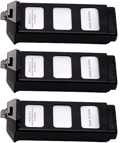 en stock Kongqiabona Kongqiabona Kongqiabona 3pcs 7.4V 1800mAh Li-po batería con 4 en 1 Cargador para MJX Bugs 5W B5W RC Drone Quadcopter Aircraft UAV Part Accessories  Envío rápido y el mejor servicio