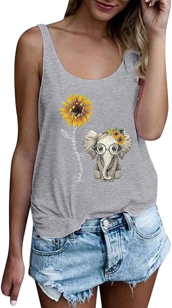 Sayhi Women Girls Plus Size Basic Tops Lips Print Short Sleeved T-Shirt Blouse Tops Tunics Shirts