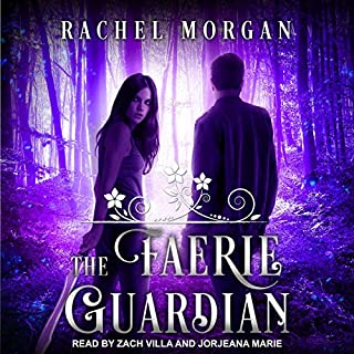 The Faerie Guardian     Creepy Hollow Series, Book 1              By:                                                                                                                                 Rachel Morgan                               Narrated by:                                                                                                                                 Jorjeana Marie,                                                                                        Zach Villa                      Length: 8 hrs and 10 mins     392 ratings     Overall 4.3