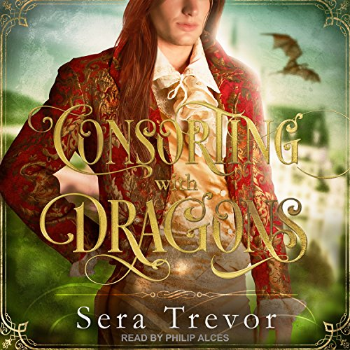 Couverture de Consorting with Dragons