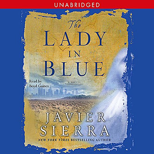 The Lady in Blue cover art