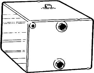Moeller Marine Waste Tank (19-Gallon)