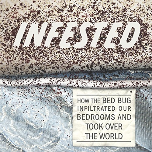Infested audiobook cover art