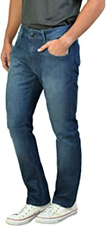 Calça Jeans Slim Básica Escura Yck's