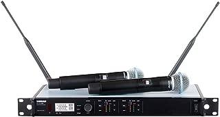 Shure ULXD24D/B58 H50   Dual Receiver Beta 58A Handheld Wireless System ULXD4D ULXD2/B58