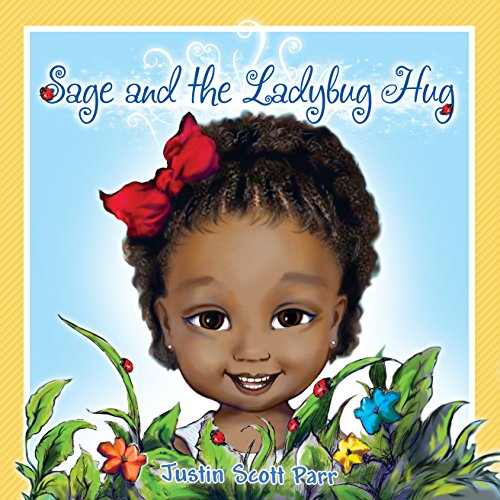 Sage and the Ladybug Hug audiobook cover art