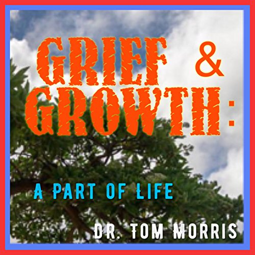 Grief & Growth audiobook cover art