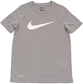 Boy's Dri-Fit Swoosh Short Sleeve T-Shirt