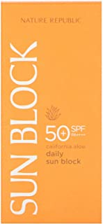 NATURE REPUBLIC California Aloe Daily Sun Block Spf50+pa++++
