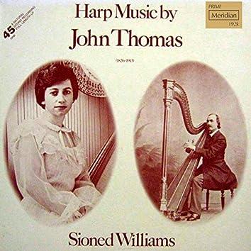 Harp Music by John Thomas