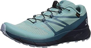 SALOMON Women's Sense Ride 2 GTX Invis Fit Trail Running Shoes Hiking