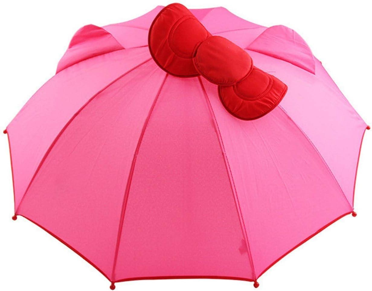 YINGBBH Umbrella Children Windproof Branded goods 8 Cute Bones Rain U discount