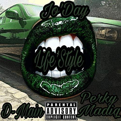 Jo'Day feat. D-Main & Perky Madiq